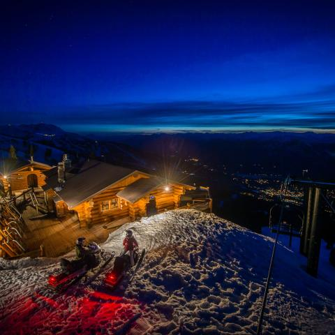 Non-ski activities at BC ski resorts