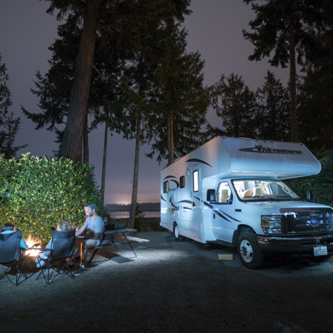 Top RV Road Trips in Canada