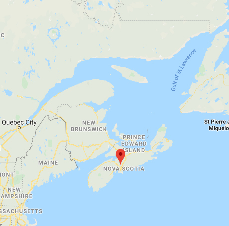 Map nova-scotia