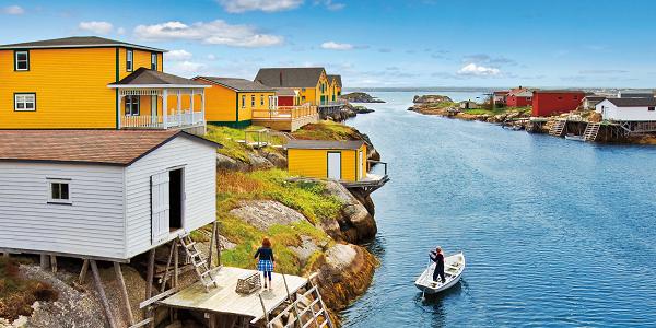 Barbour Living Heritage Village, Newton, Newfoundland and Labrador