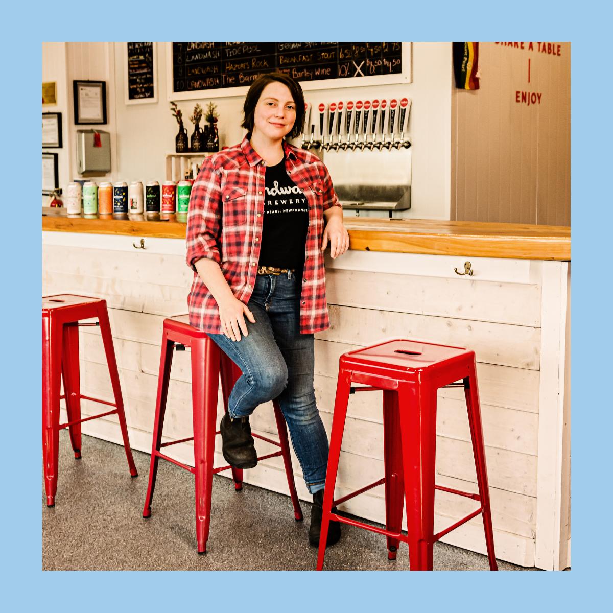 Christina Coady Landwash Brewery
