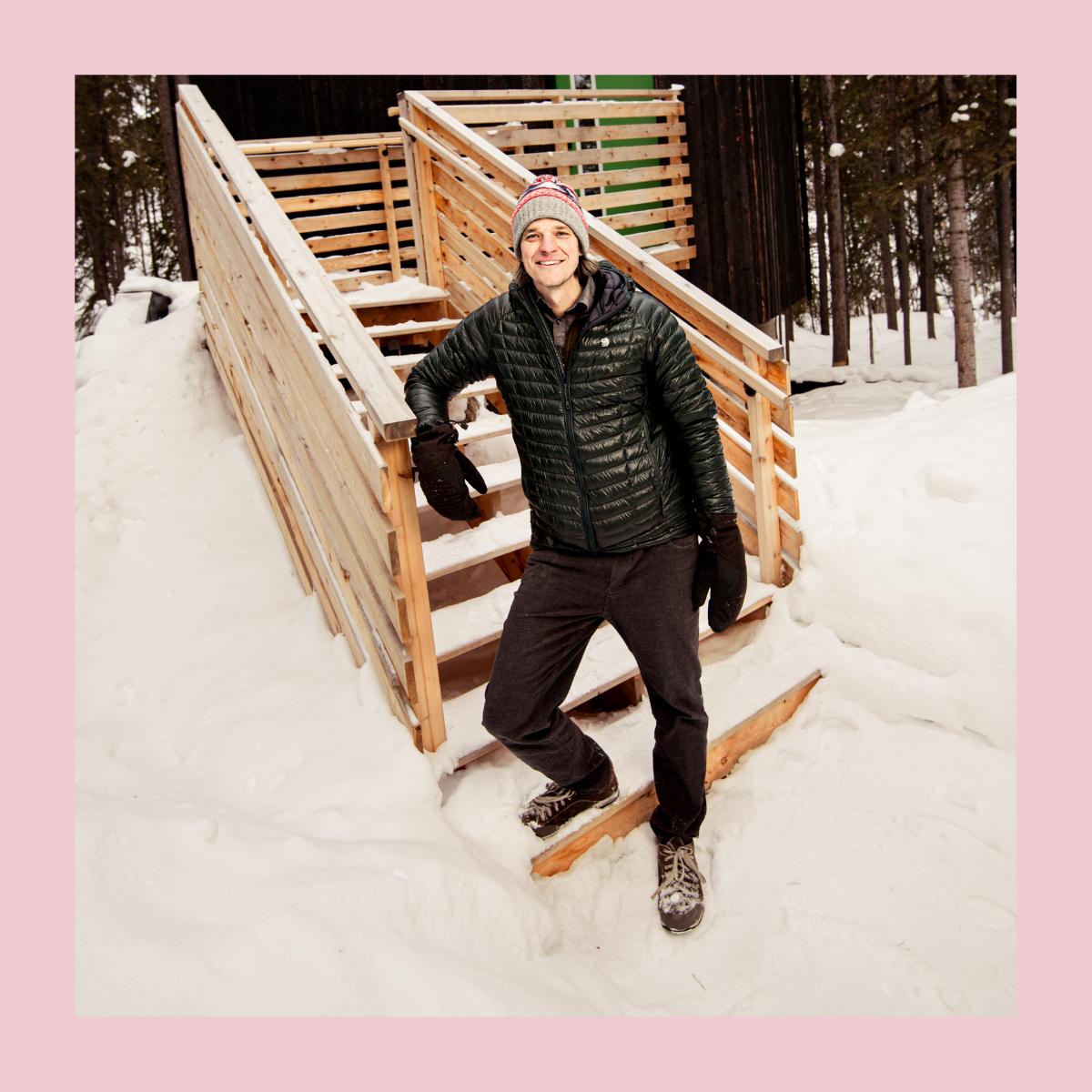 Laird Herbert, Black Spruce, Yukon