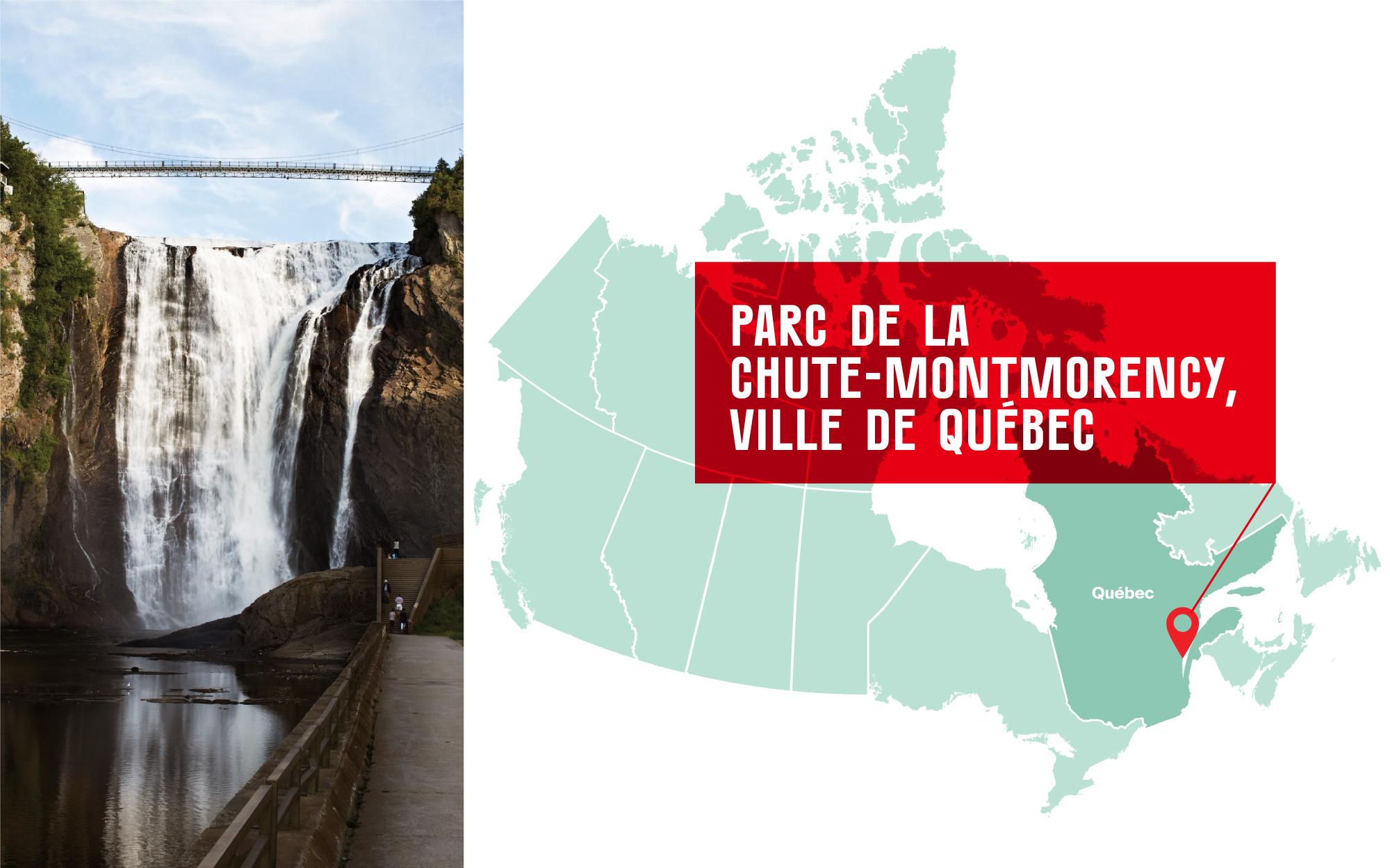 Source : Destination Canada