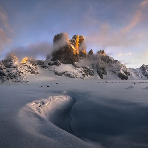 Mt. Asgard