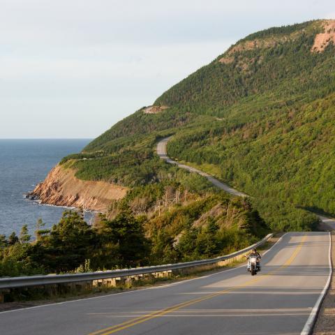 Cape Breton Cabot Trail
