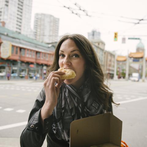 Paradis gourmand à Vancouver