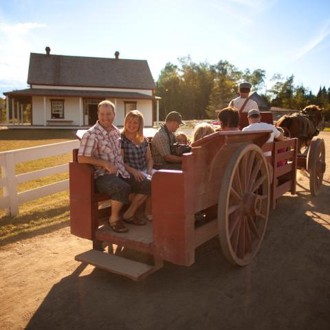Village Historique Acadien