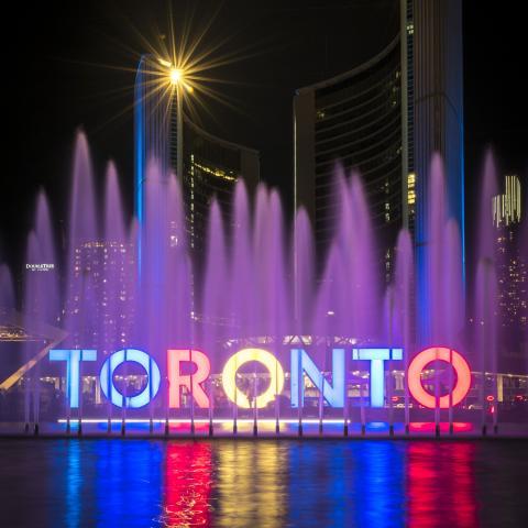 Drei echt kanadische Tage in Toronto