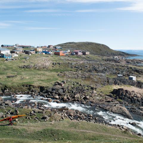 Adventures on the Land in Nunavut