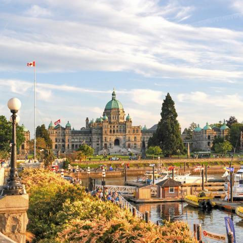 Victoria British Columbia Guide