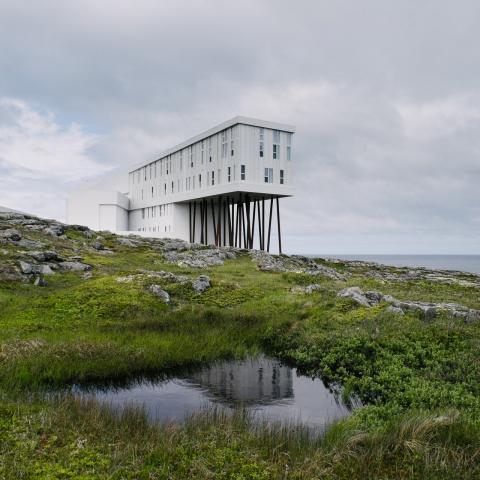 Photo of Fogo Island, Newfoundland