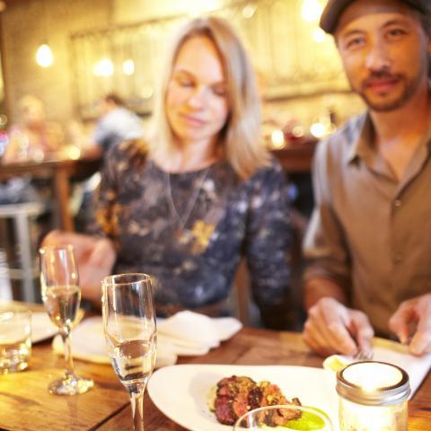 Date night restaurant Winnipeg