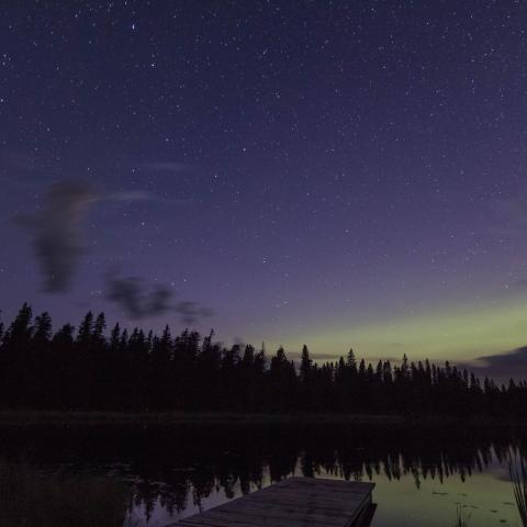 Churchill Manitoba Northern Lights