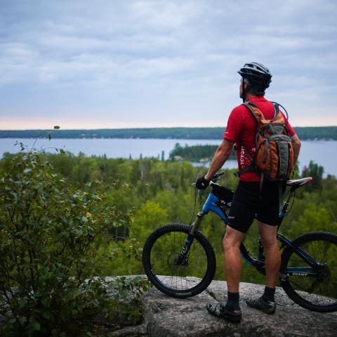 Falcon Lake Trails - Manitoba
