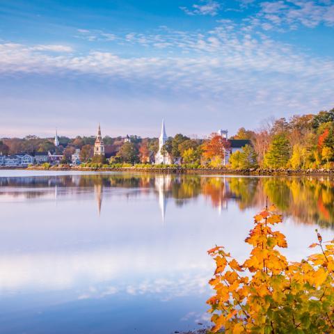 Die besten Herbst-Foto-Spots für Outdoor-Abenteurer in Nova Scotia