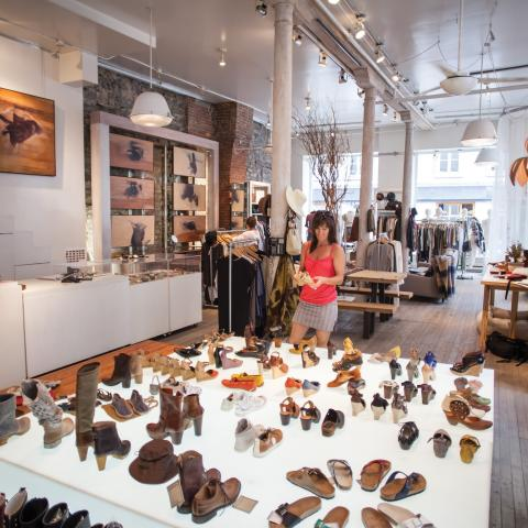 Best fashion boutiques in Canada