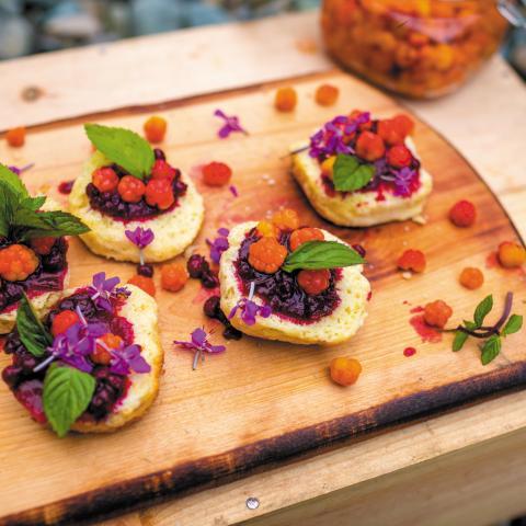Newfoundland and Labrador food dishes
