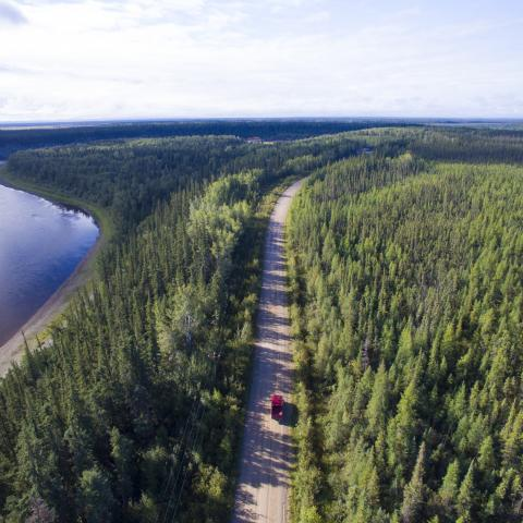 Fort Providence, Northwest-Territories