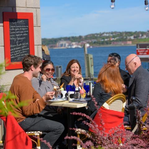 Halifax dining