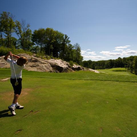 Golf - Muskoka, Ontario