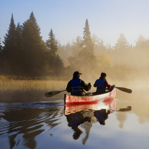 Algonquin Park Canoe and Camp