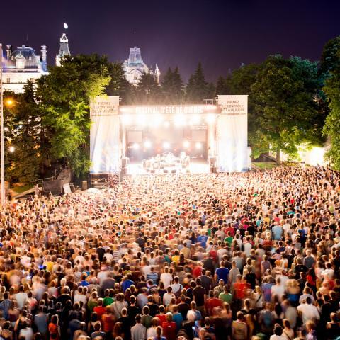 Les plus beaux festivals et plus belles manifestations de l'été à Québec