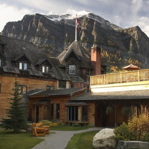 Sept des hébergements les plus sympas de l'Alberta