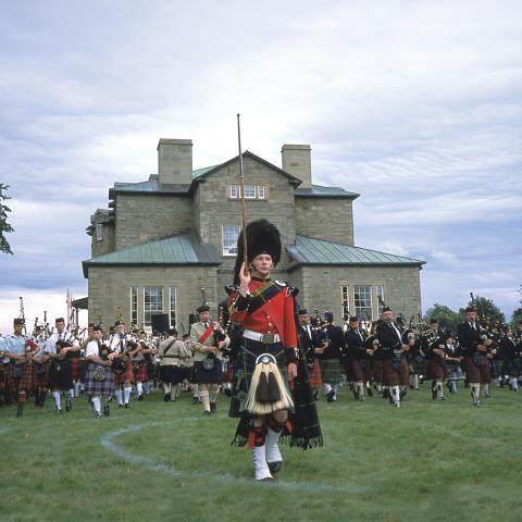 Juegos de los Highlands, New Brunswick