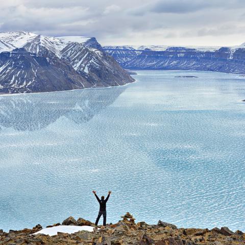 Arctic Bay Nunavut Hiking
