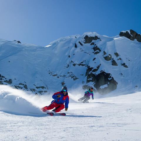 Whistler Skiing Spring