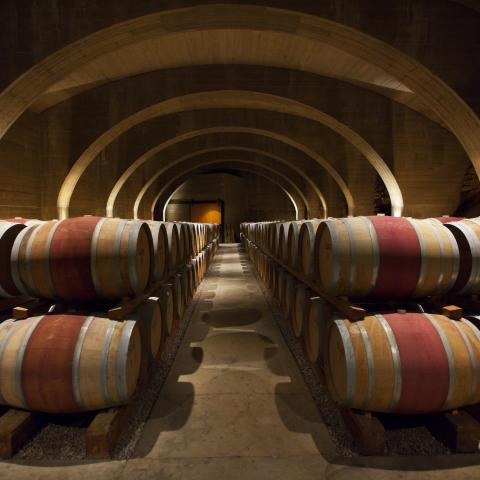 Cellars at Mission Hill Family Estate