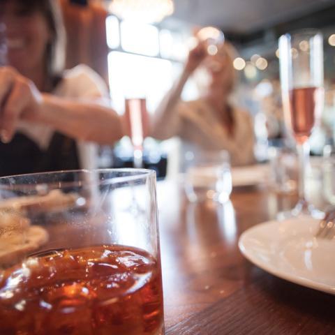 Montreal's Hambar Restaurant Bar