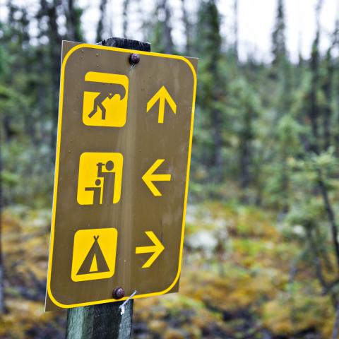 Nahanni National Park Reserve, Northwest Territories