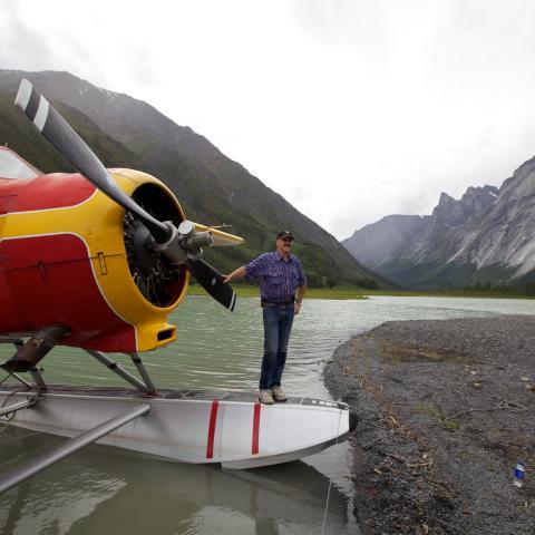 Nahanni National Park Seaplane