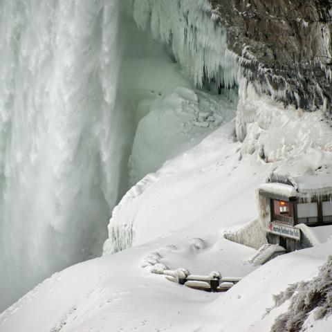 Niagara Falls Winter Getaway
