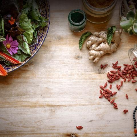 Noorish Vegetarian Food