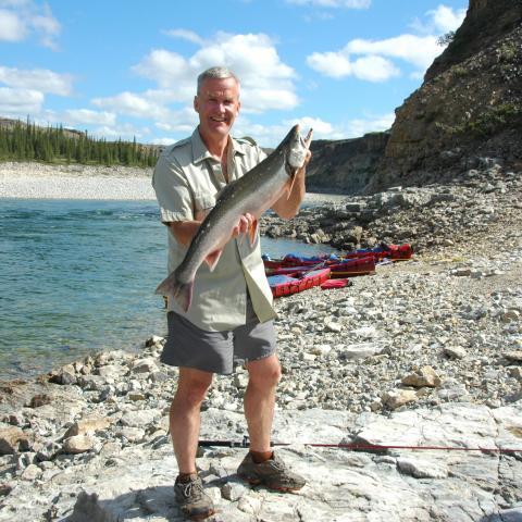 Fishing Northwest Territories