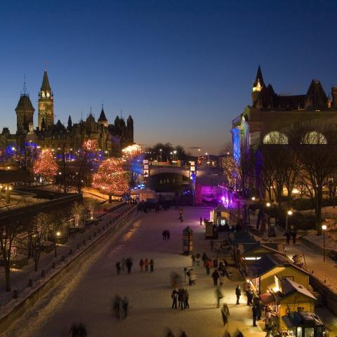 Ontario winter