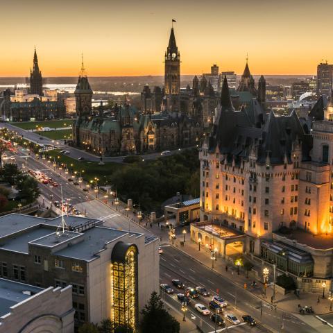 10Raisons qui Font du Canada la Meilleure Destination de Voyage en 2017