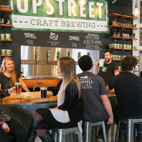 Upstreet Craft Brewing