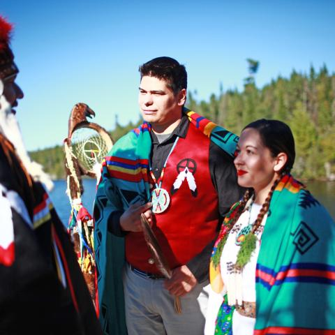 Atikamekw First Nations Cultural Immersion in Manawan, Quebec