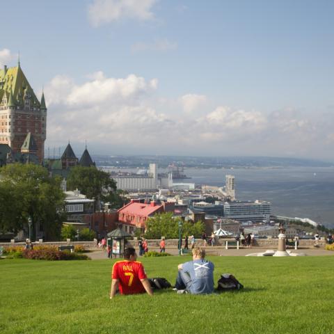 Quebec City's Old Quebec
