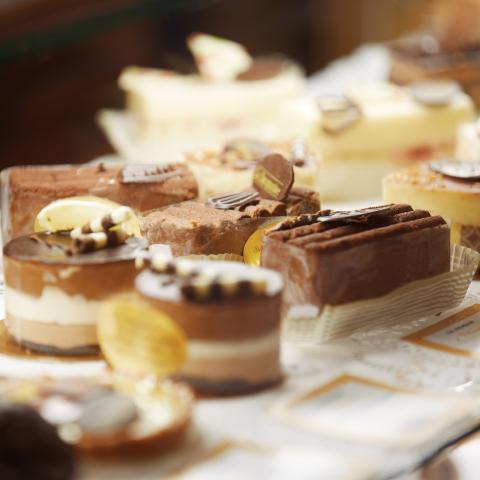Quebec City pastries