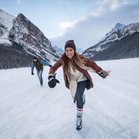 8 Moments of Magic in Alberta's Winter