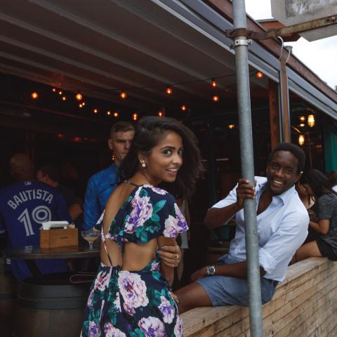 Speakeasy and bar Toronto