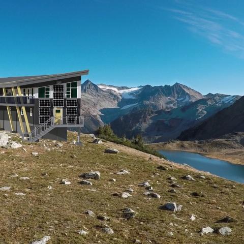 Whistler Spearhead Hut