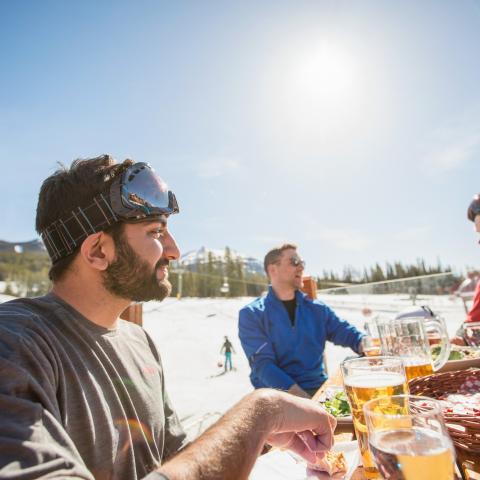 Wellness and apres Banff