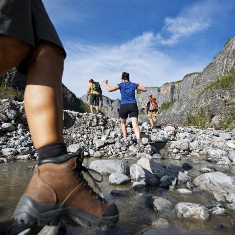 Sommer in den Northwest Territories