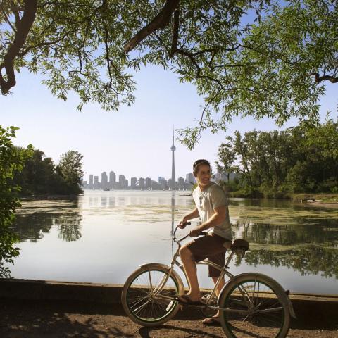 Toronto park