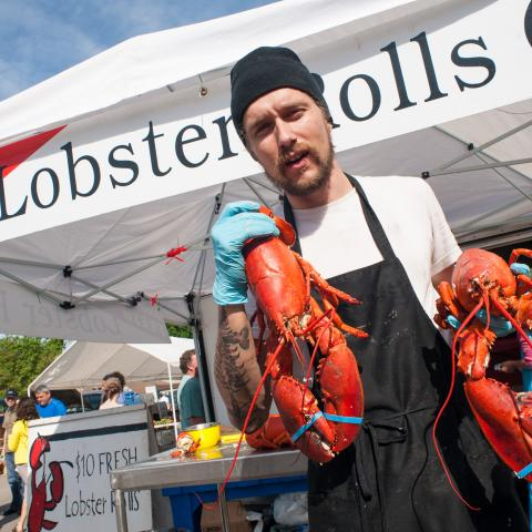 New Brunswick Lobster